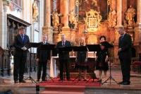 Konzert im Rahmen Internationale Chorakademie Krems