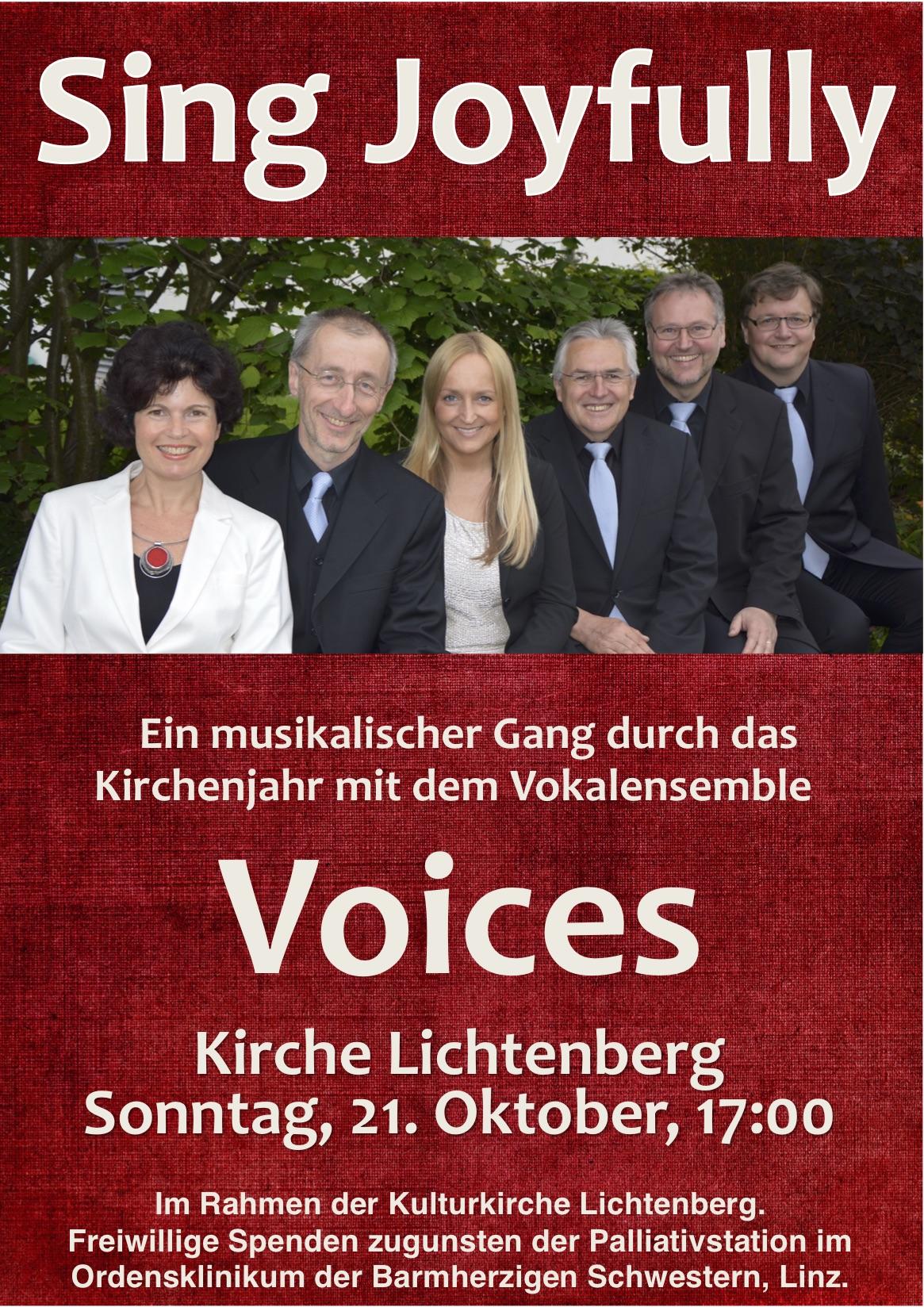 Konzert, Lichtenberg