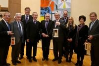 Bei Jean-Claude Juncker