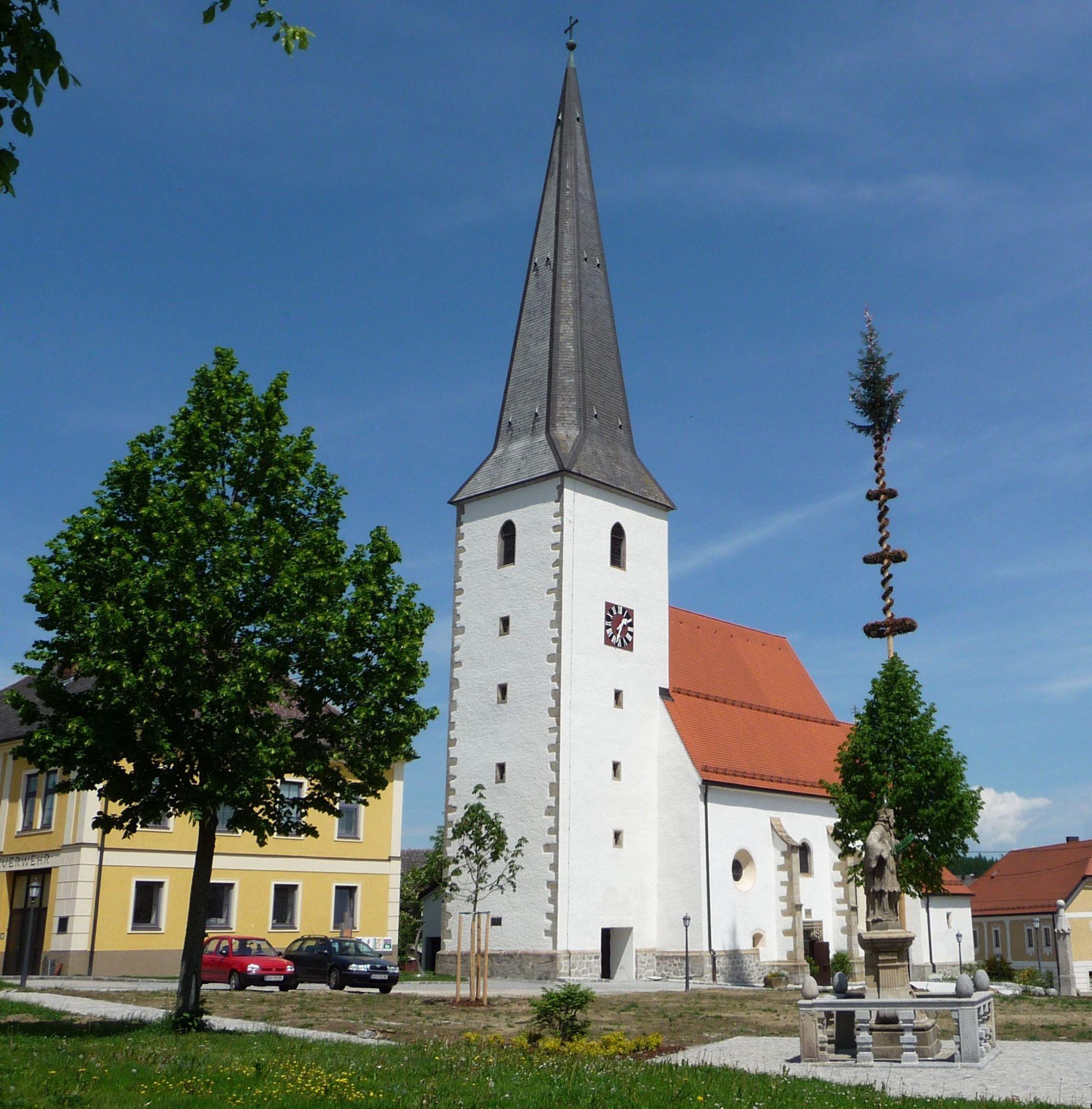 Pfarrkirche_Schenkenfelden